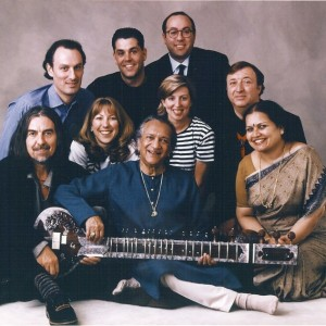 George Harrison, Ravi Shankar and Friends