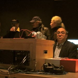 Barbra Streisand, Marty Erlichman, Steven Speilberg