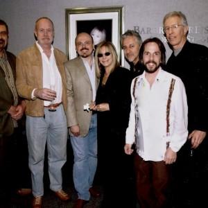 Barbra Streisand Scoring Stage/Sony Pictures