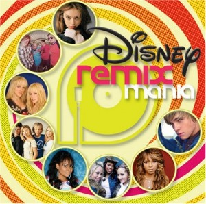 Disney Remix Mania