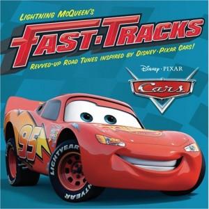 Lightning McQueen's Fast-Tracks