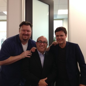 w/ Eliot Kennedy & Donny Osmond