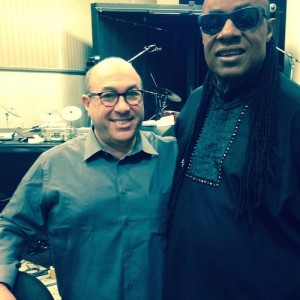 w/ Stevie Wonder