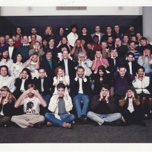Sony Music Team 1994