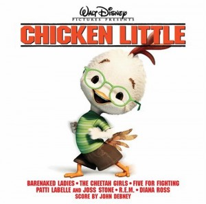 Walt Disney Pictures presents Chicken Little
