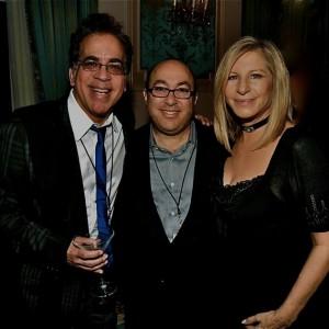 Richard Jay-Alexander & Barbra Streisand