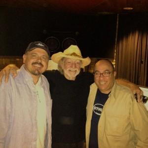 Walter Afanasieff & Willie Nelson