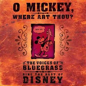 O Mickey, Where Art Thou?