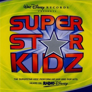 Walt Disney Records presents Superstar Kidz