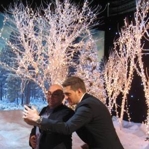 w/ Michael Bublé Christmas TV Special
